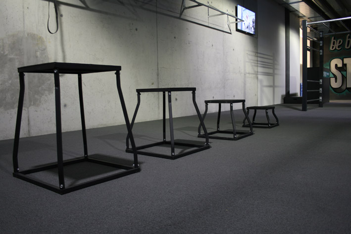 Jump Boxes